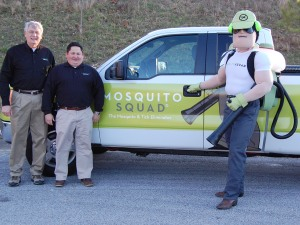Mosquito Squad of Birmingham with Dread Skeeter